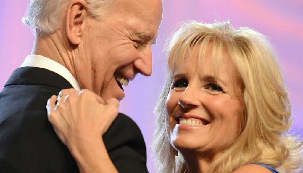 Jill Biden, the symbolic dress of US unity is a message to the whole world