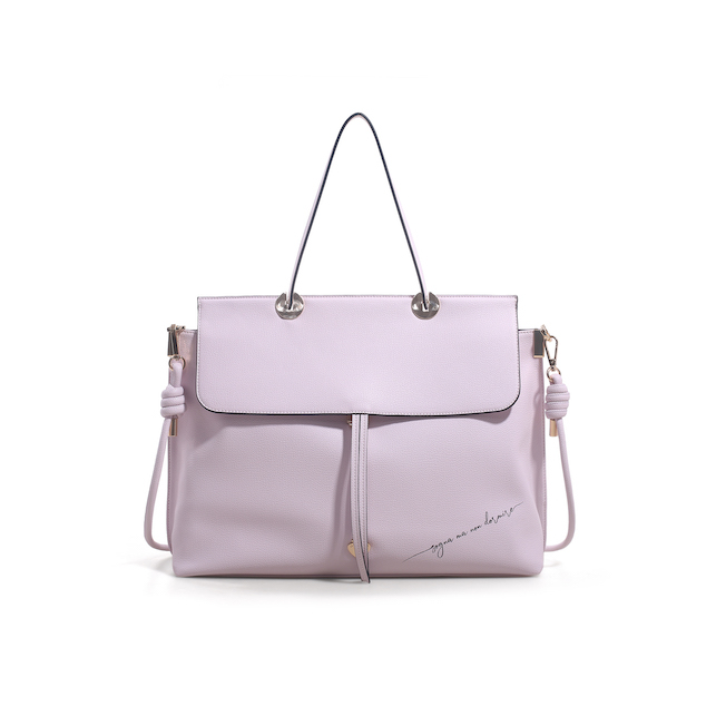 lilac candy bag