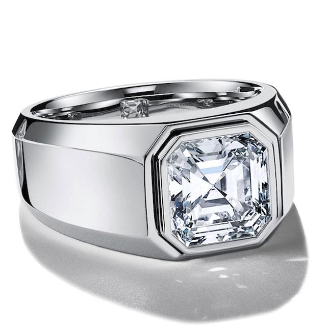 The Tiffany & Co. ring