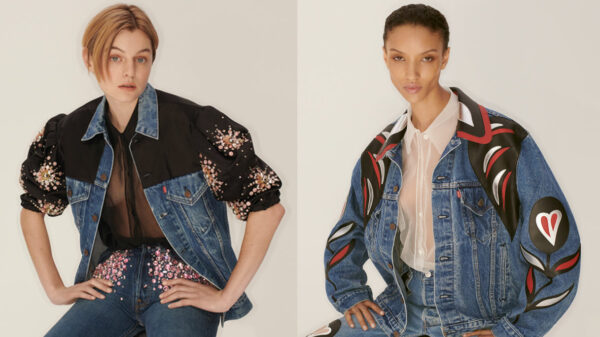 Miu Miu collaborates with Levi's for a more sustainable fashion