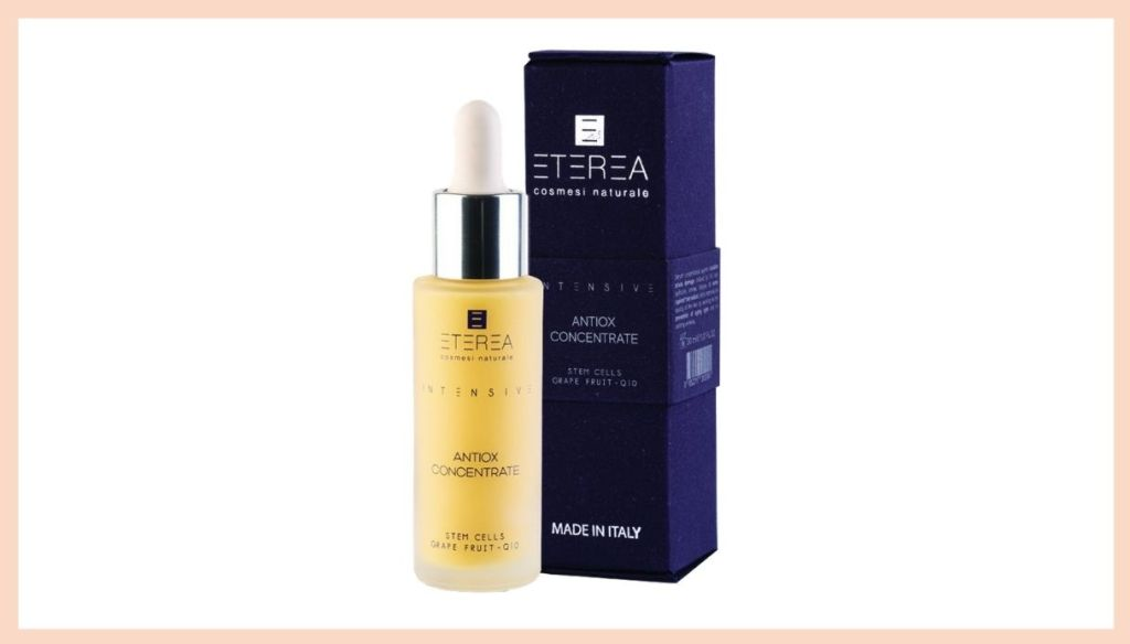 Eterea Cosmetics Intensive Antiox Concentrate