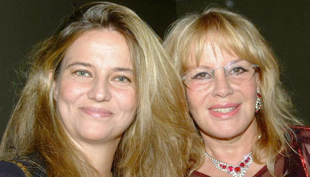 Antonella Lualdi and Antonella Interlenghi, such mother such daughter