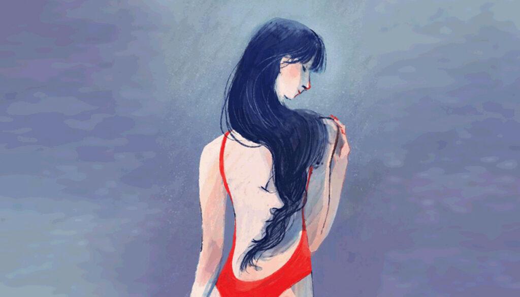 Fibro .. what? So five women draw fibromyalgia on social media