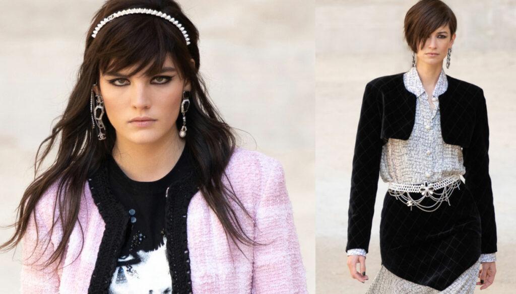 Chanel Cruise 2021/2022: symbolism, friendship and rock elegance