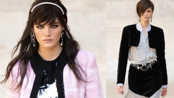 Chanel Cruise 2021/2022: symbolism, friendship and rock elegance
