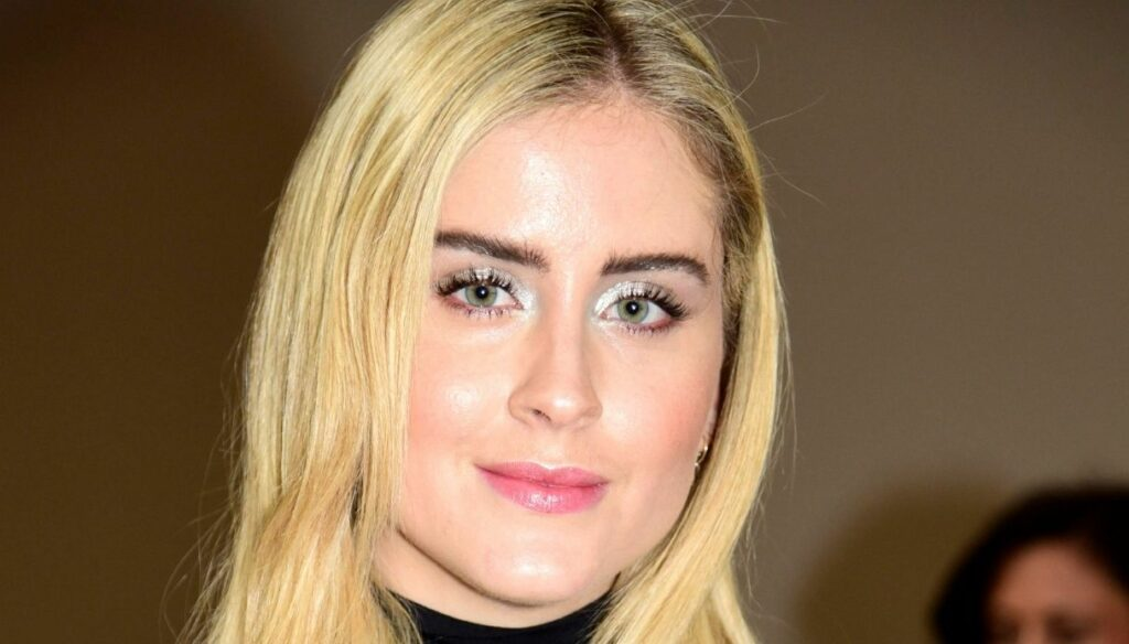 """The fatigue of Valentina Ferragni: """"There are days when the disease makes itself felt"""""""
