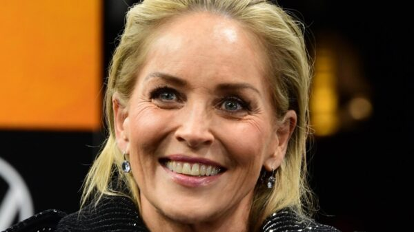 What weather confirmed in the fall. Meanwhile, Sharon Stone arrives