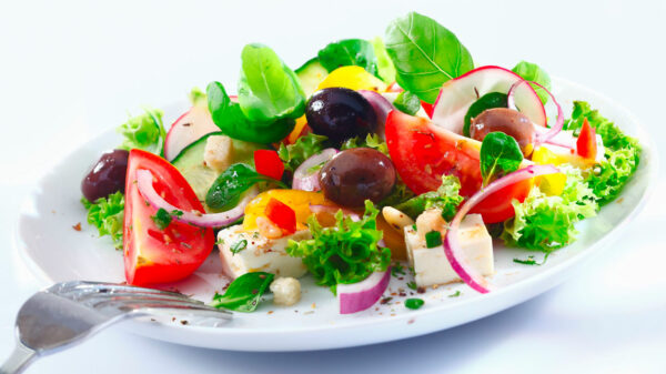 The 7-color antioxidant diet against oxygen free radicals