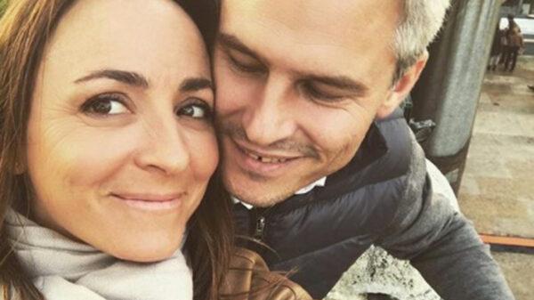 Loic Fleury, il marito di Camila Raznovich
