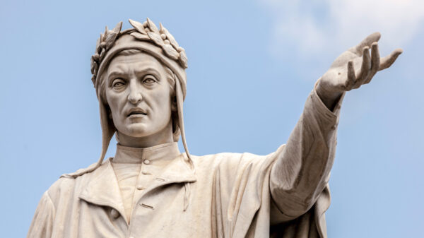 Who wants to ask Dante Alighieri a question?