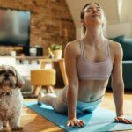 Yoga at home: tips and exercises