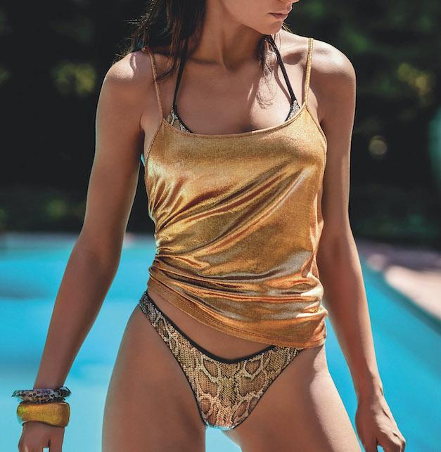 How to choose the bikini bottom: practical tips