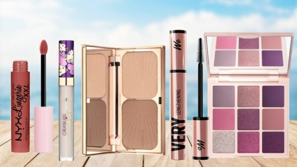 Favorite makeup products for June: eyes, face and lips