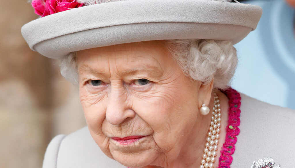 Queen Elizabeth, a rose for Philip's 100th anniversary: the saddest day
