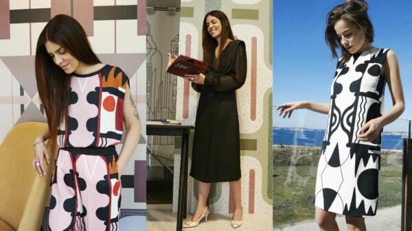 The Elena Salmistraro x Marella ART.365 capsule is here