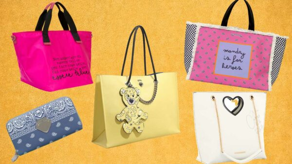 Life is beautiful and we must be protagonists, Pandorine bags