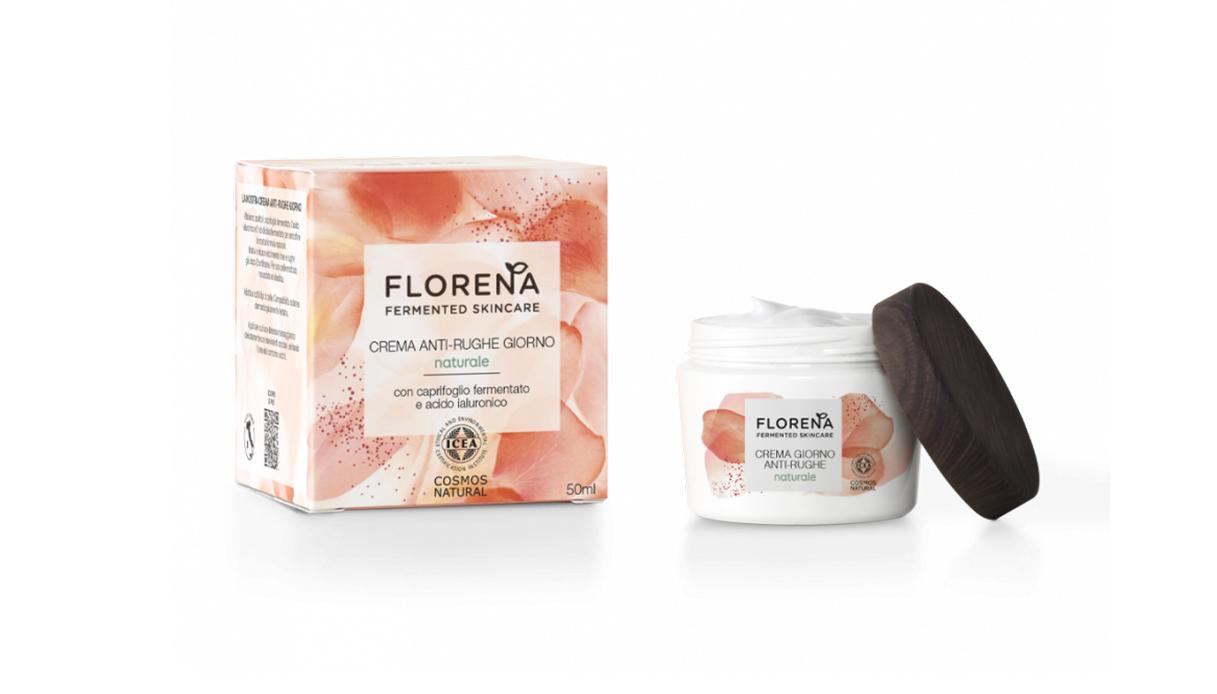 Florena Fermented Skincare Anti-Wrinkle Day Cream