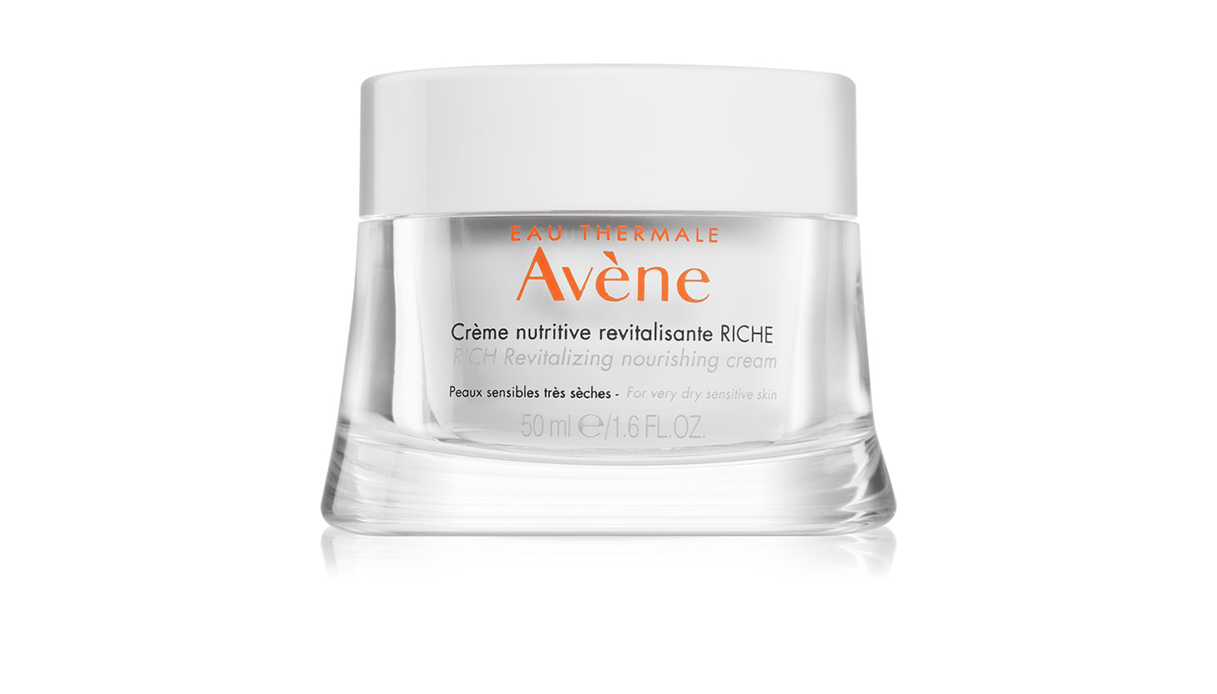 Avène Skin Care - rich nourishing cream for very dry and sensitive skin