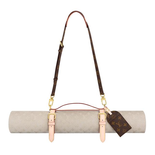 Louis Vuitton floor mat