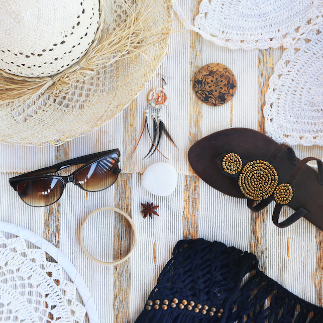 Summer essentials: the inevitable beach accessories