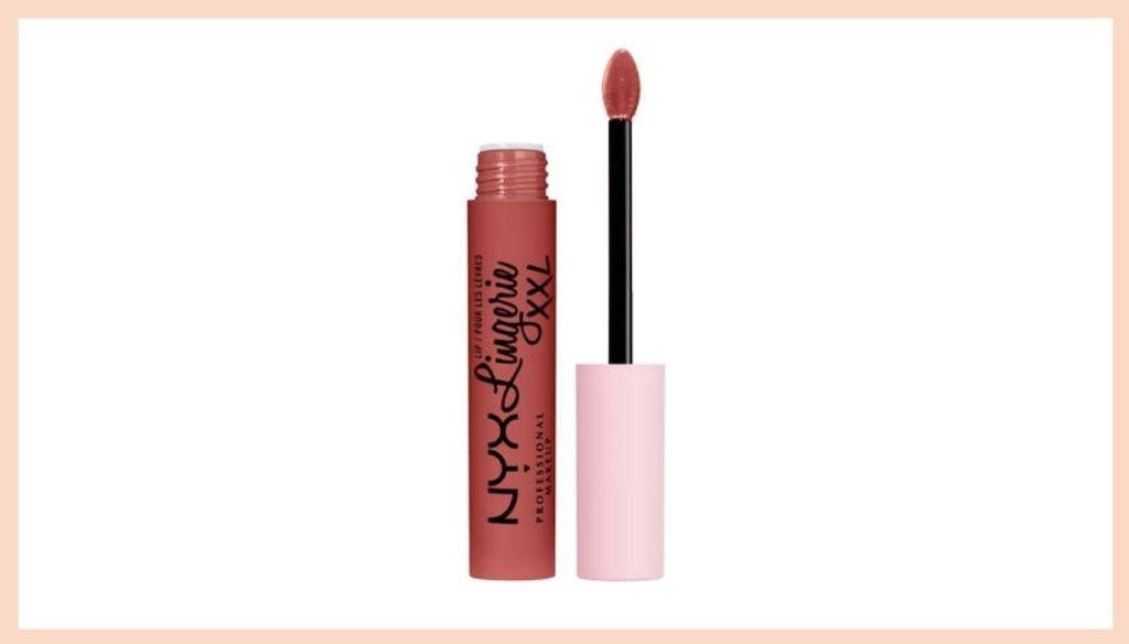 Natural shade nude liquid lipstick