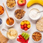 Hunger break snacks: 10 ideas for healthy and balanced snacks