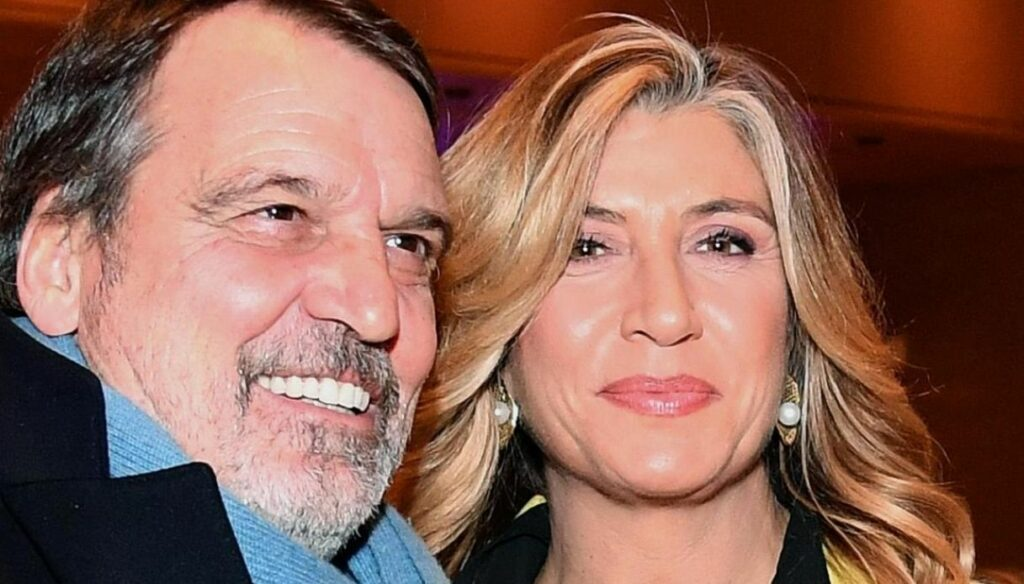 """Myrta Merlino and the relationship with Tardelli: """"I've never had a love like this"""""""