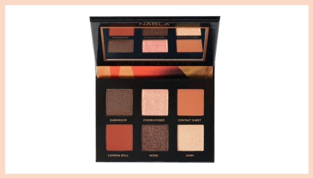 Nabla Cosmetics Cutie Palette Analogue