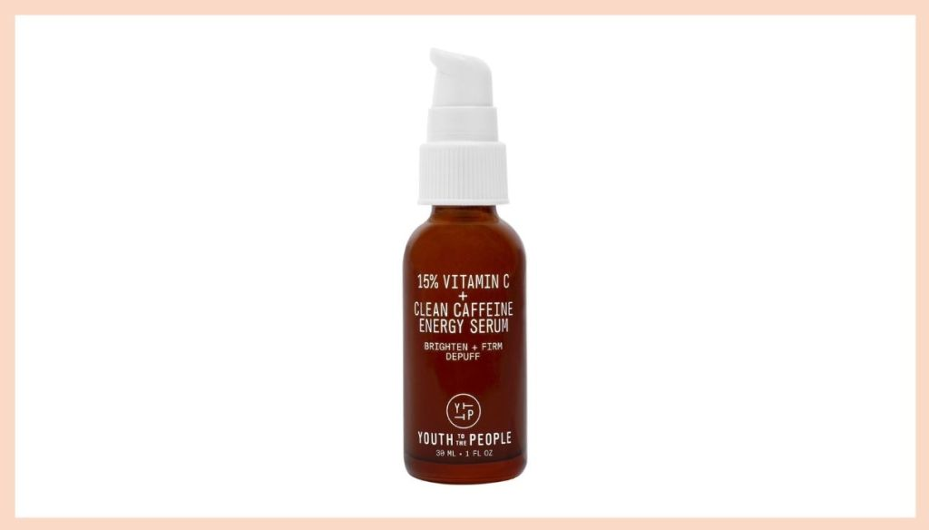 Youth To The People 15% Vitamin C + Clean Energizing Caffeine Serum