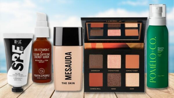 July favorites: new makeup and products for skin and hair care
