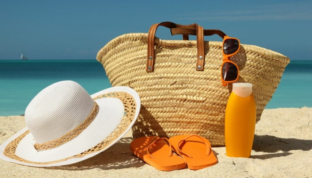 10 beach must haves: essential products to have at the beach