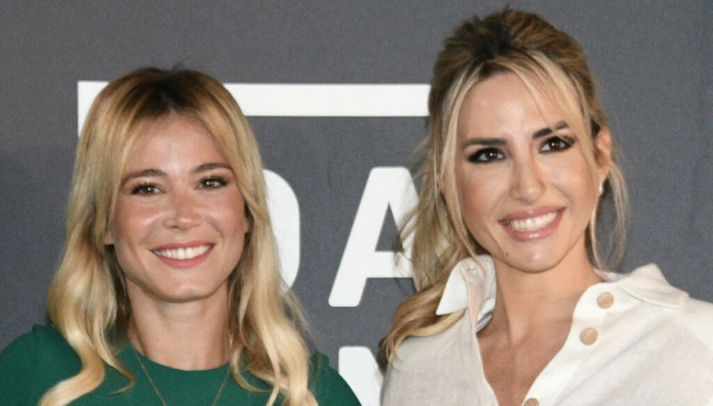 """Giorgia Rossi distances herself from Diletta Leotta: """"We are not comparable"""""""
