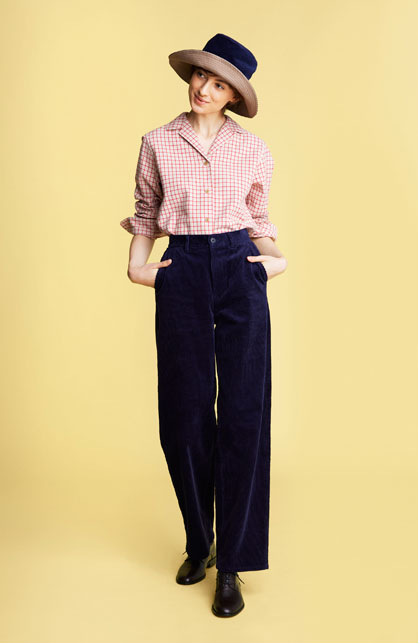 Uniqlo and the relaxed style of Ines de la Fressange