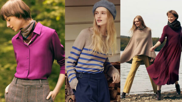 Add a Parisienne touch to your style in September