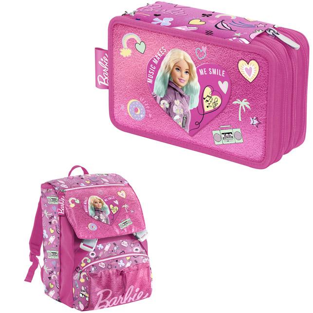 Barbie backpack case