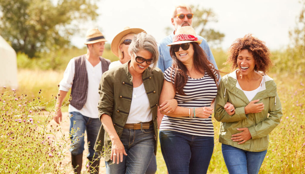Destinations and holiday tips for singles over 50