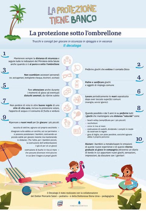 Lysoform protection under the umbrella