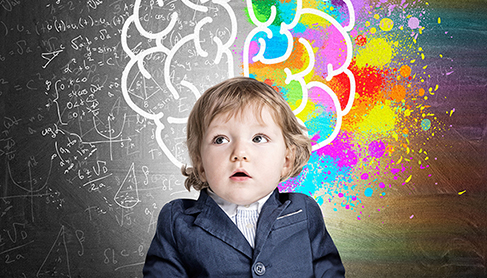 The power of words on our children's brains!