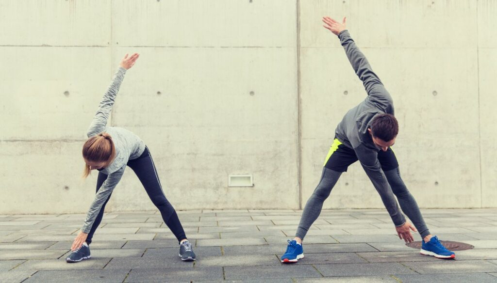 Warm-up: what is the warm-up and exercises for?