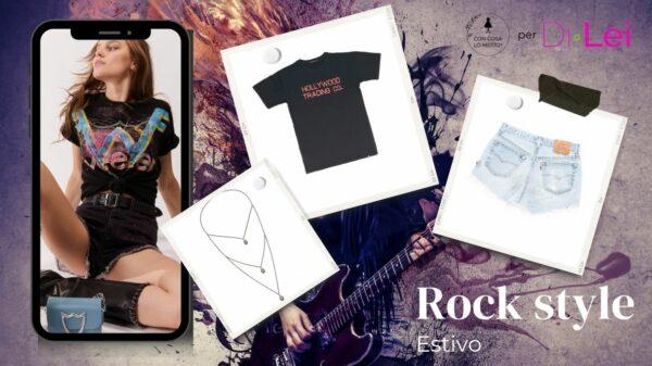 Summer rock style: rocker taste does not go on vacation
