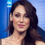 Anna Tatangelo and Livio Choirs more and more in love: family presentations