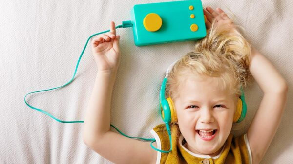 Children, the technological alternative to the tablet to learn while having fun