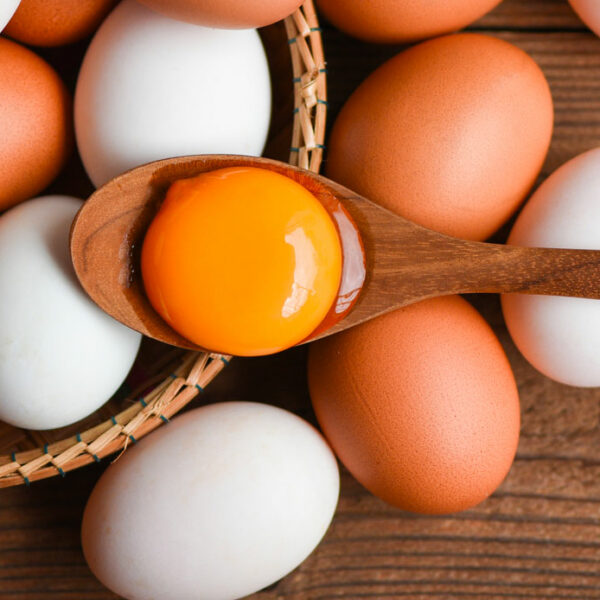 Egg yolk: an ally in the kitchen for hair health