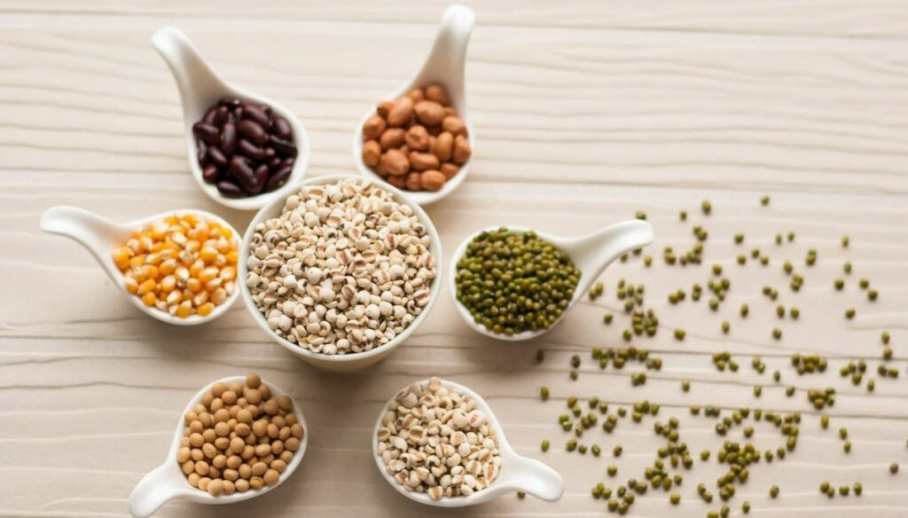 Vegetable proteins: where are they found?