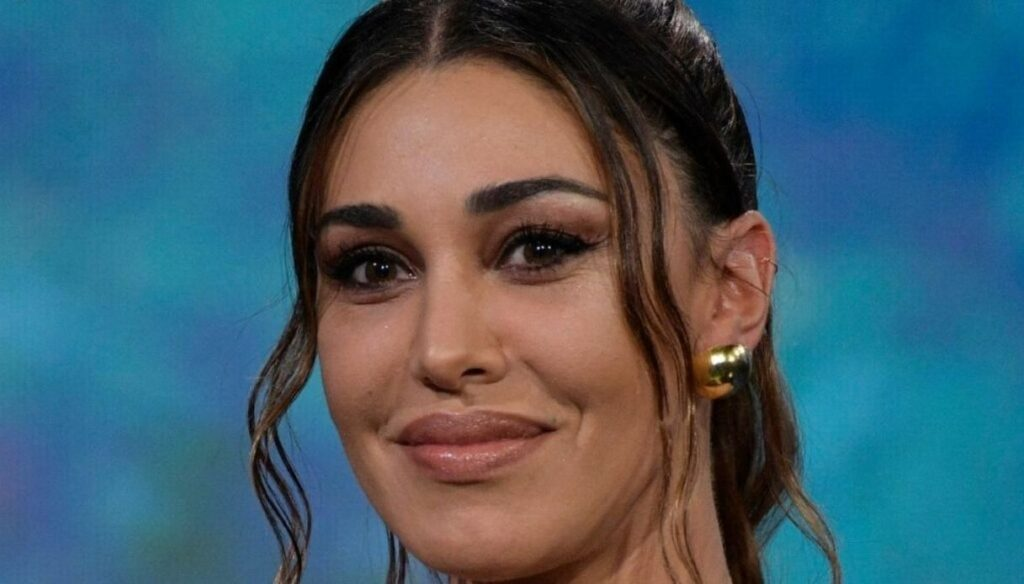 Very true, Belen Rodriguez is moved: the new exciting life with Luna Marì