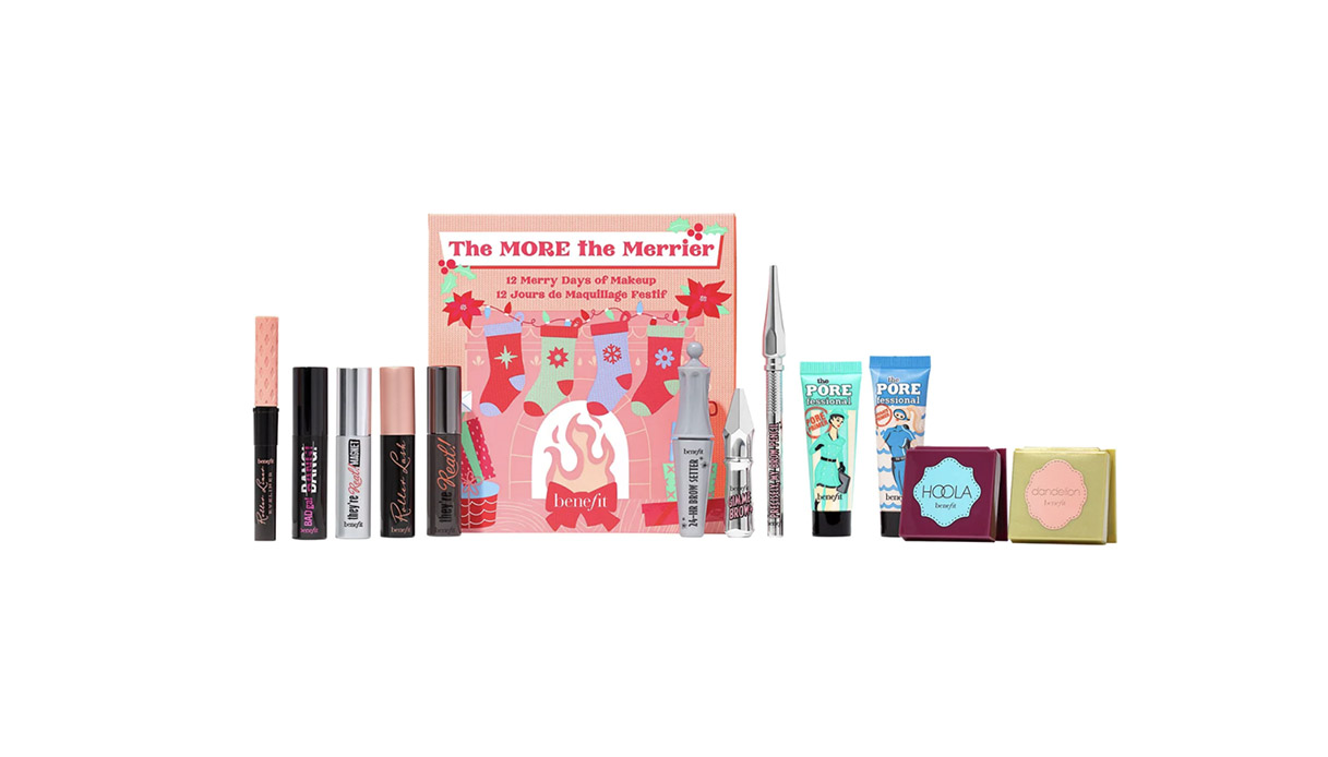 Benefit Cosmetics, The MORE, The Merrier Advent Calendar Kit