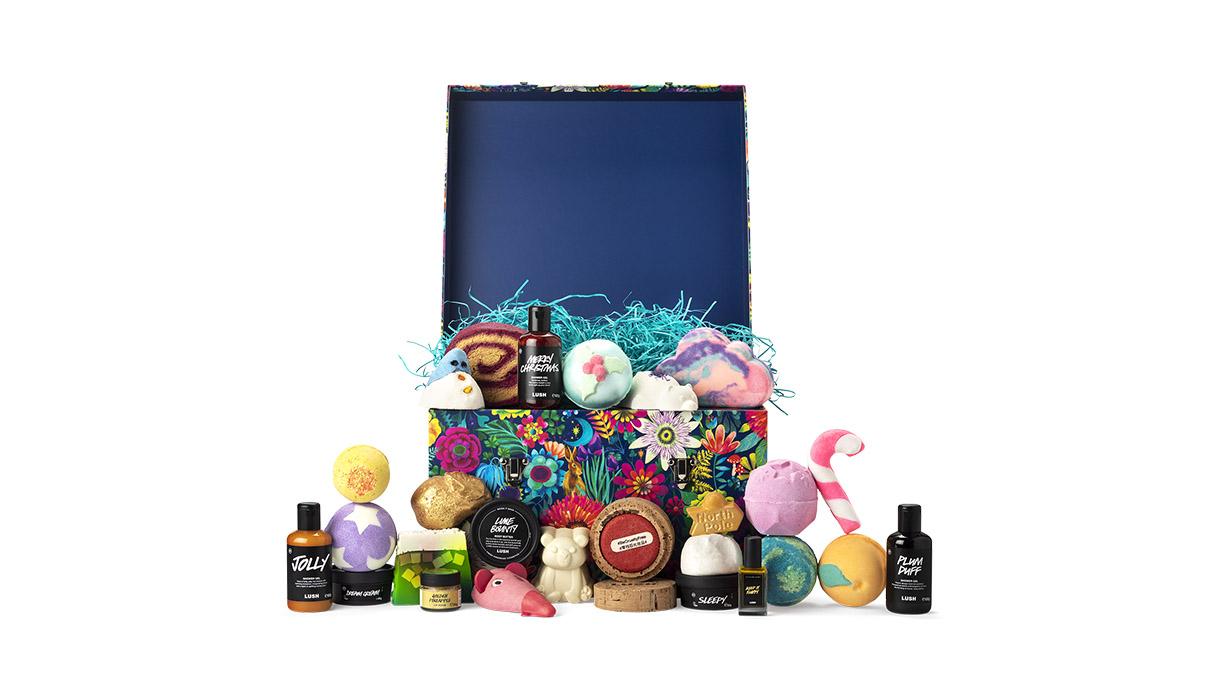 2021 Lush Beauty Advent Calendar