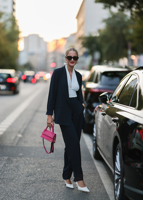 The blazer is an indispensable garment in autumn: here's how to wear it with style