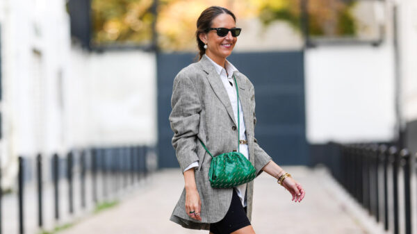 Blazer: how we will wear it this fall