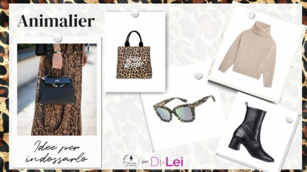 Animalier: how to wear it in a gritty way!